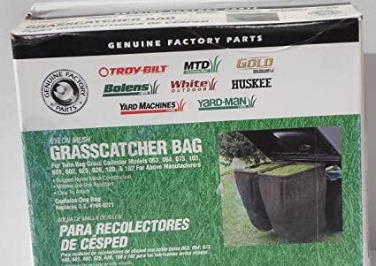 Amazon.com: Arnold oem-764 – 0221 MTD individual Bag zacate ...