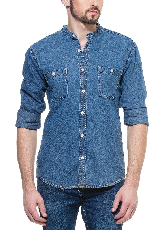 65e74145 Denim Shirts For Mens Zovi | Top Mode Depot