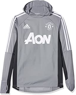 533803870 adidas Children s Manchester United Training Sweatshirt  Amazon.co ...