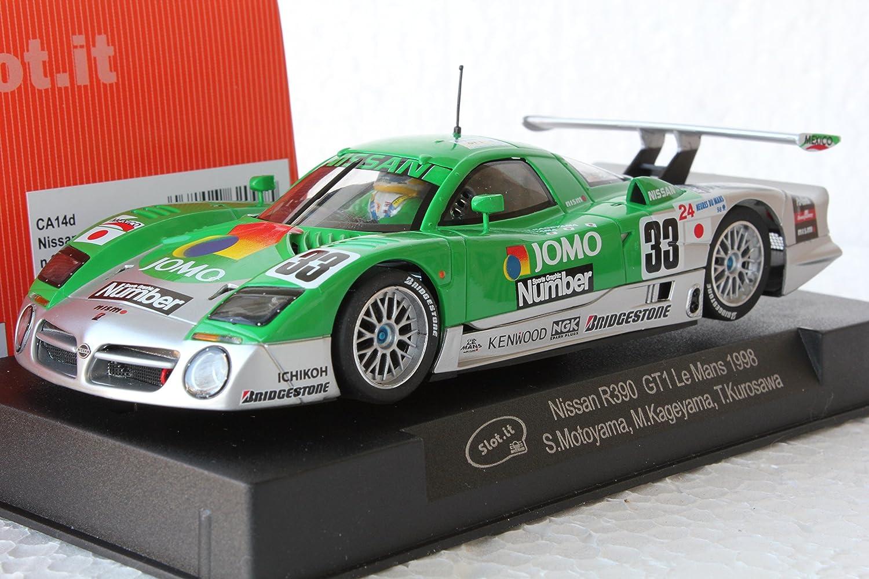 Slot.it スロットイット 1/32 スロットカー Nissan (ニッサン) R390 GT1 Jomo Long-Tail B007AALIYA