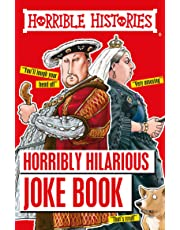 Horribly Hilarious Joke Book (Horrible Histories)