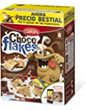 Galletas Cuetara Choco Flakes Rellenos De Chips De Chocolate 550gr