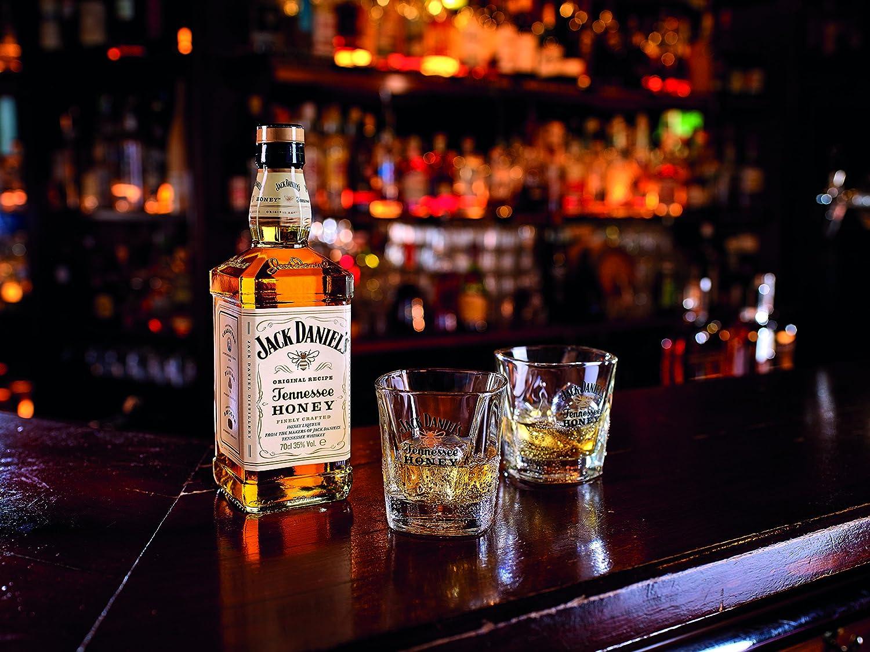 Jack Daniels Whiskey Honey, 70cl: Amazon.co.uk: Grocery