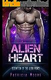 Alien Romance: Alien Heart: A Sci-fi Alien Warrior Invasion Abduction Romance