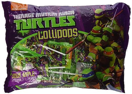 Teenage Mutant Ninja Turtles Lollipops: Amazon.com: Grocery ...
