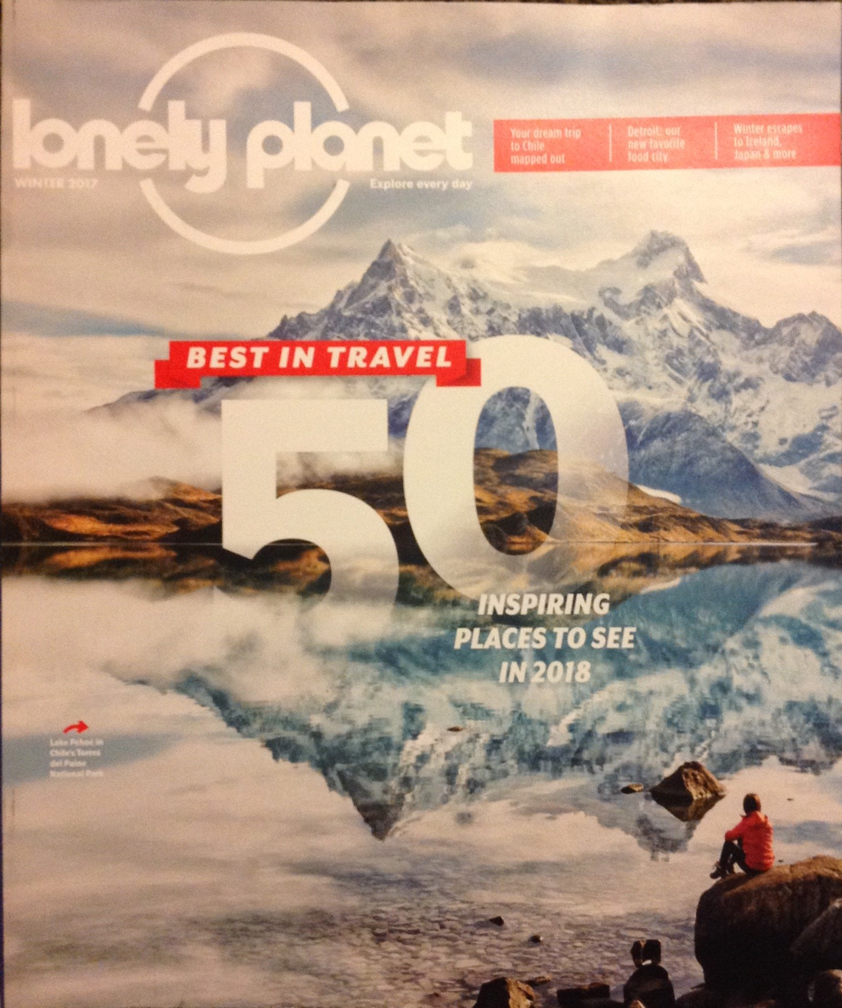 Download onely Planet Winter 2017 50 Inspiring Places to See in 2018 pdf epub