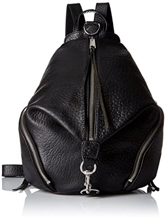 amazon com rebecca minkoff julian back pack black one size