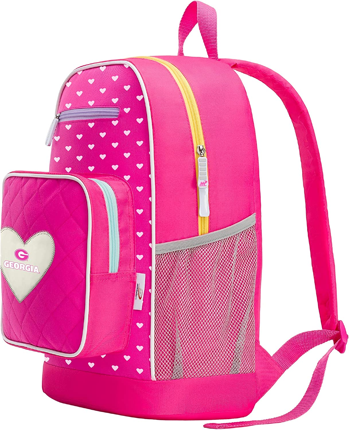 Pink 18 Officially Licensed NCAA Fanclub Backpack