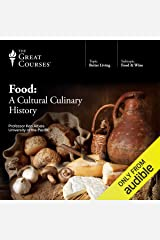 Food: A Cultural Culinary History Audible Audiobook