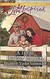 A Texas Holiday Reunion (Texas Cowboys)