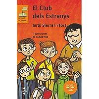 El club dels estranys (Lectura fàcil) (El Barco de Vapor Naranja)