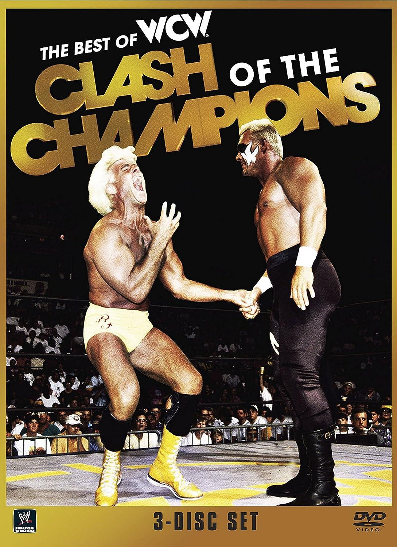 Wwe: Wcw Clash of the Champions [Reino Unido] [DVD]: Amazon ...