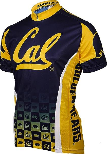 Amazon.com   California Cycling Jersey   Cal Bears Bike Jersey ... fd633c983
