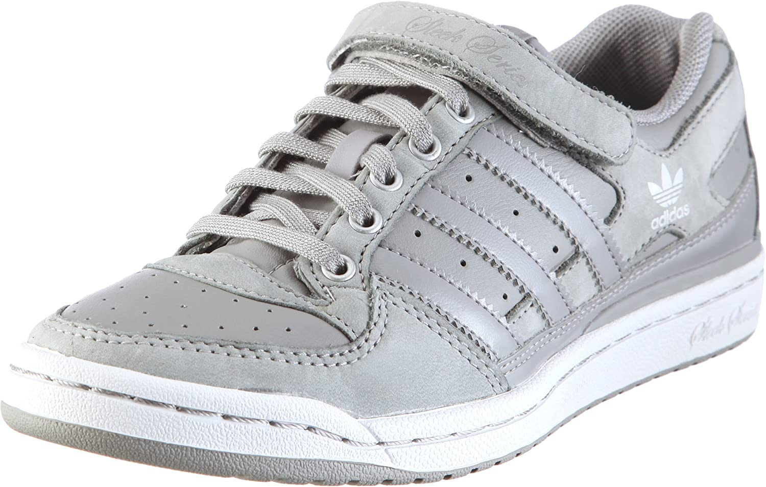 Adidas OriginalsFORUM Sleek W - Zapatillas Mujer, Color Gris ...