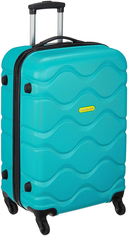 [カメレオン] スーツケース オンダ  63L B0756T3KYM Aquamarine Aquamarine