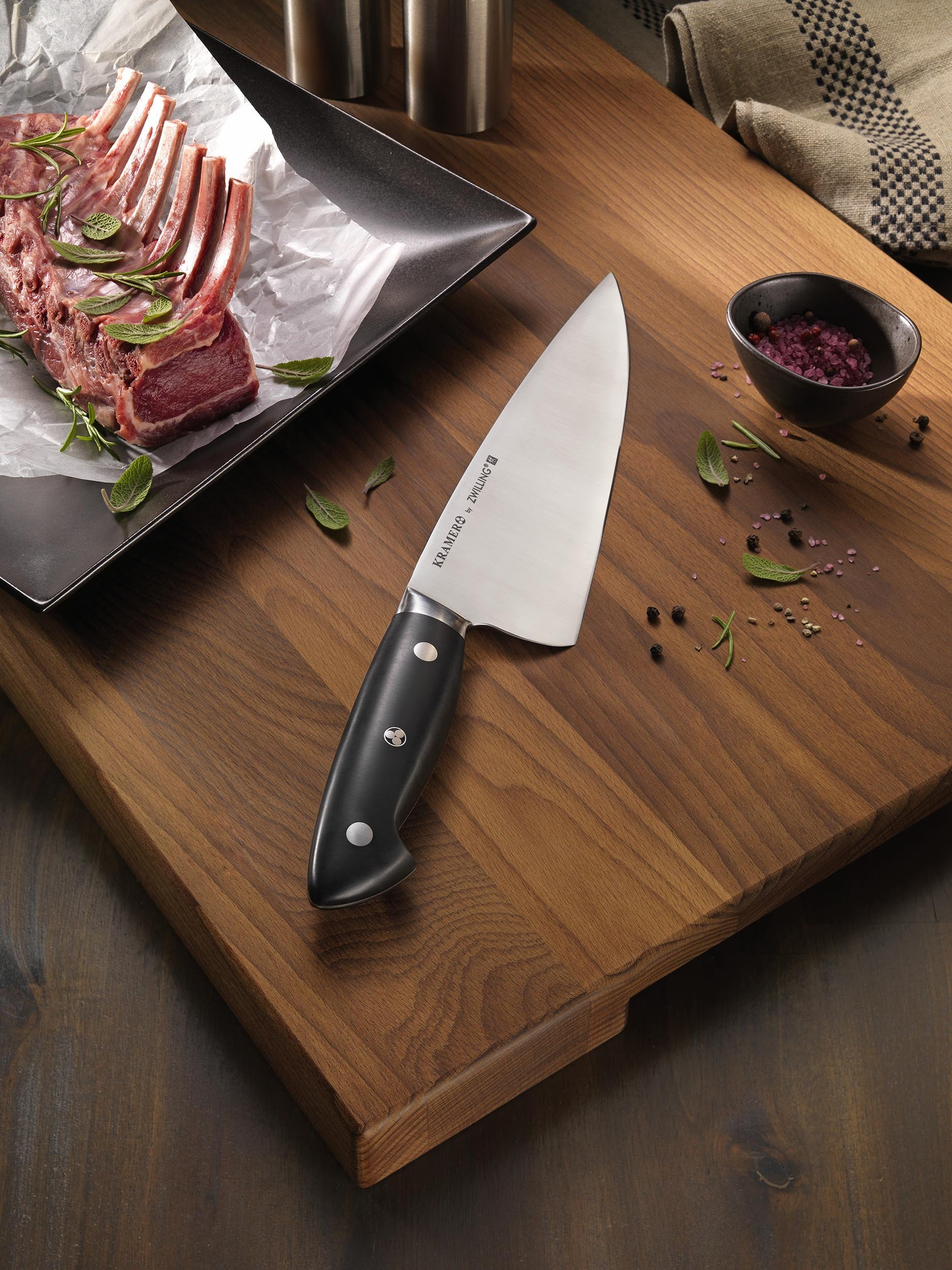 KRAMER by ZWILLING EUROLINE Essential Collection 8'' Chef's Knife by KRAMER by ZWILLING (Image #5)