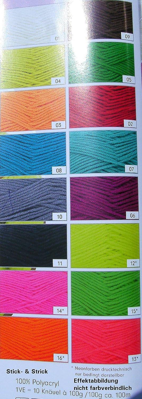 Anthracite/_V Paula Grundl gomitolo di lana