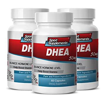 How long before sex to take dhea for men