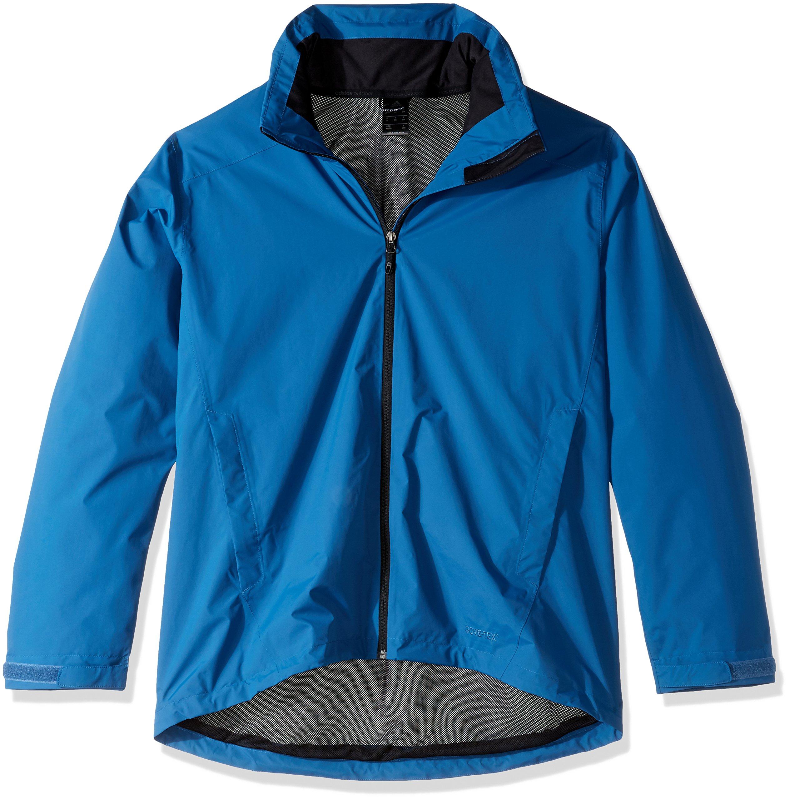 adidas outdoor Wandertag Gtx Jacket, Core Blue, Medium