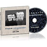 Fangoria - Extrapolaciones y Dos Preguntas 1989-2000 (Cd Disco Libro) Deluxe- EDICIÓN FIRMADA