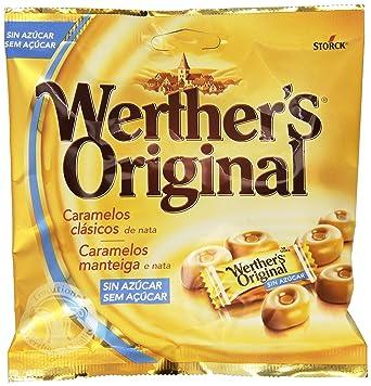 Werthers Original - Caramelos Clásicos de Mantequilla y Nata ...