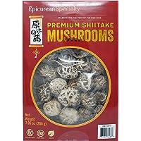 Epicurean Specialty Premium Shiitake Mushrooms 7.05 OZ
