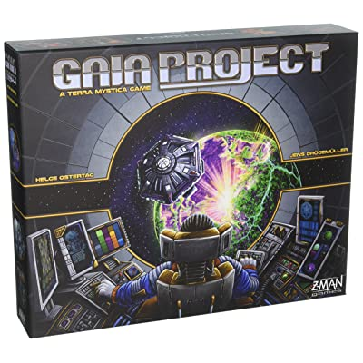 Gaia Project: Toys & Games