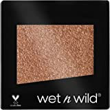 Wet n Wild Color Icon Eyeshadow Glitter Single, Nudecomer, 1.4g