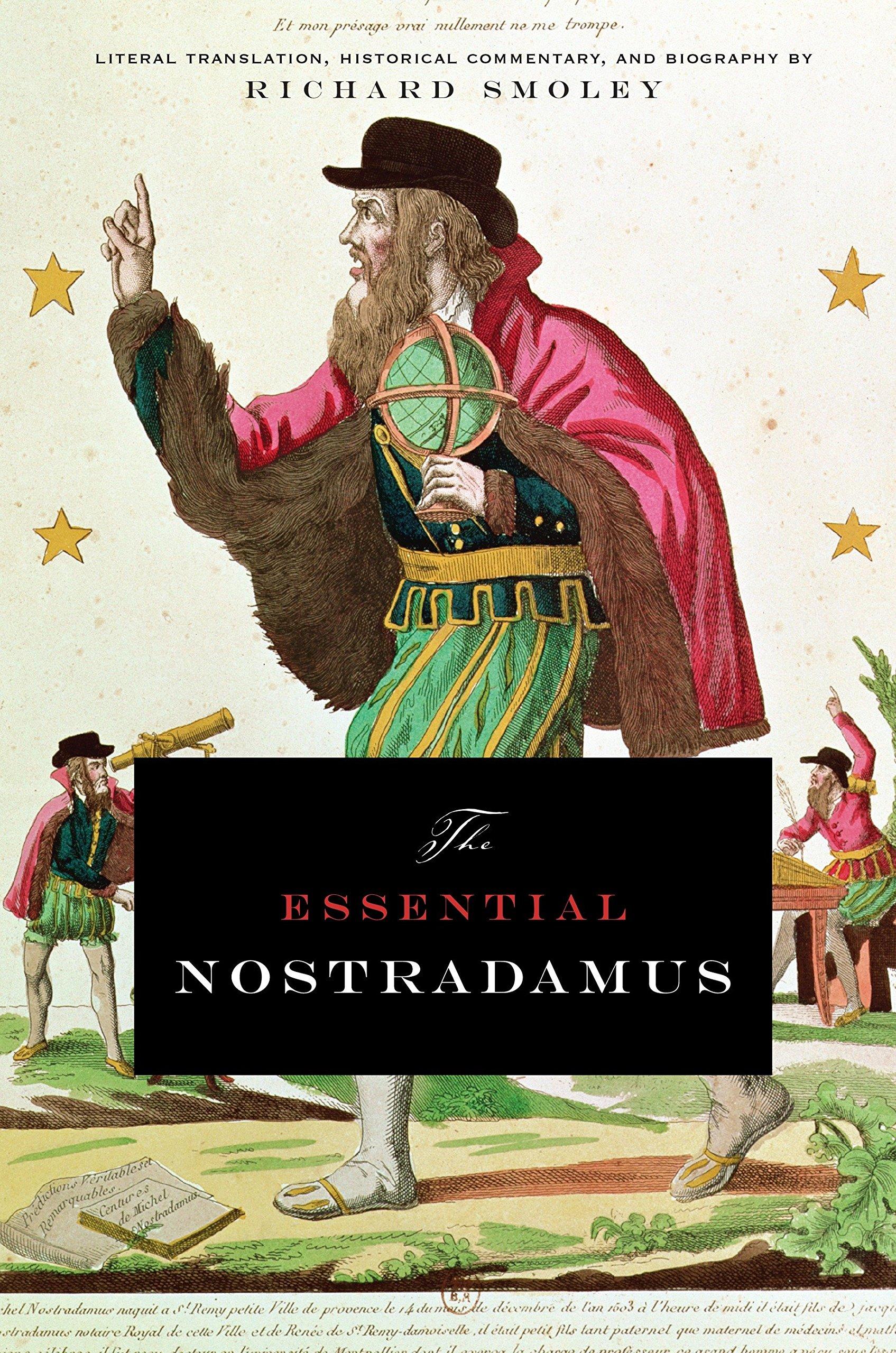 Download The Essential Nostradamus (Tarcher Cornerstone Editions) ebook