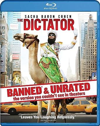 The Dictator 2012 BluRay 720p 650MB Dual Audio ( Hindi – English ) ESubs MKV