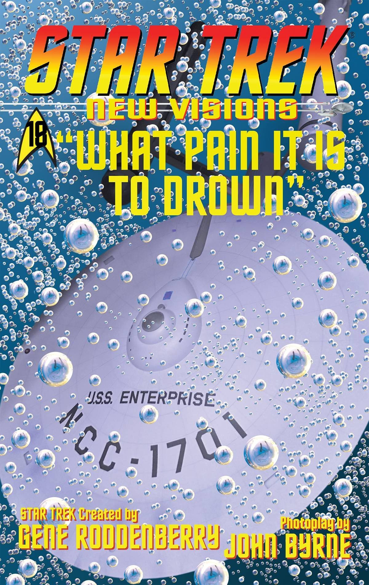 STAR TREK NEW VISIONS WHAT PAIN IT IS TO DROWN PDF