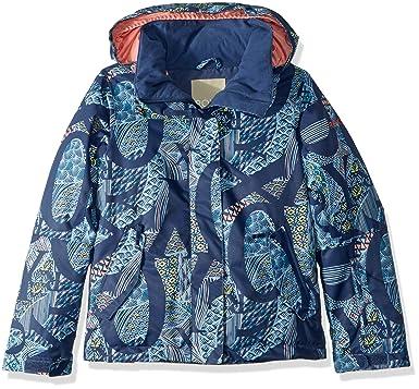 d8519aaa3d Amazon.com  Roxy Jetty Girl Snow Jacket  Clothing