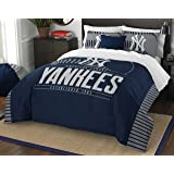 Amazoncom MLB New York Mets Sheet Set Queen Sports Fan Bed