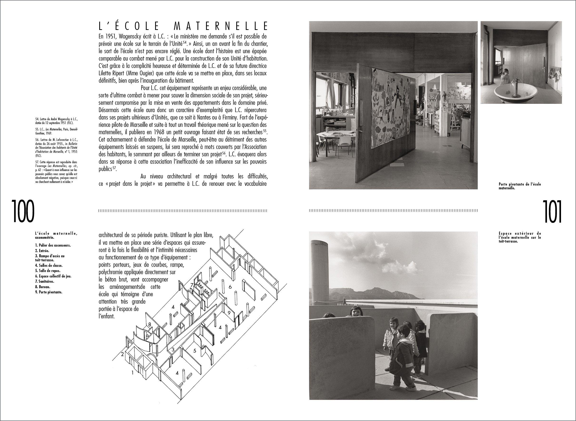 Le corbusier : lunité dhabitation de marseille: amazon.de: jacques