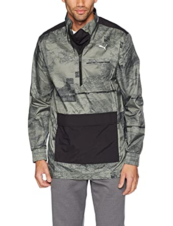 20d79f202c40 PUMA Men s Energy Windbreaker at Amazon Men s Clothing store