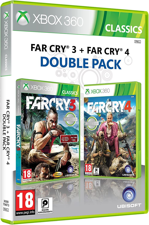 Compilación: Far Cry 3 + Far Cry 4: Amazon.es: Videojuegos