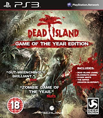 Dead island game of the year edition ps3 amazon pc dead island game of the year edition ps3 malvernweather Image collections
