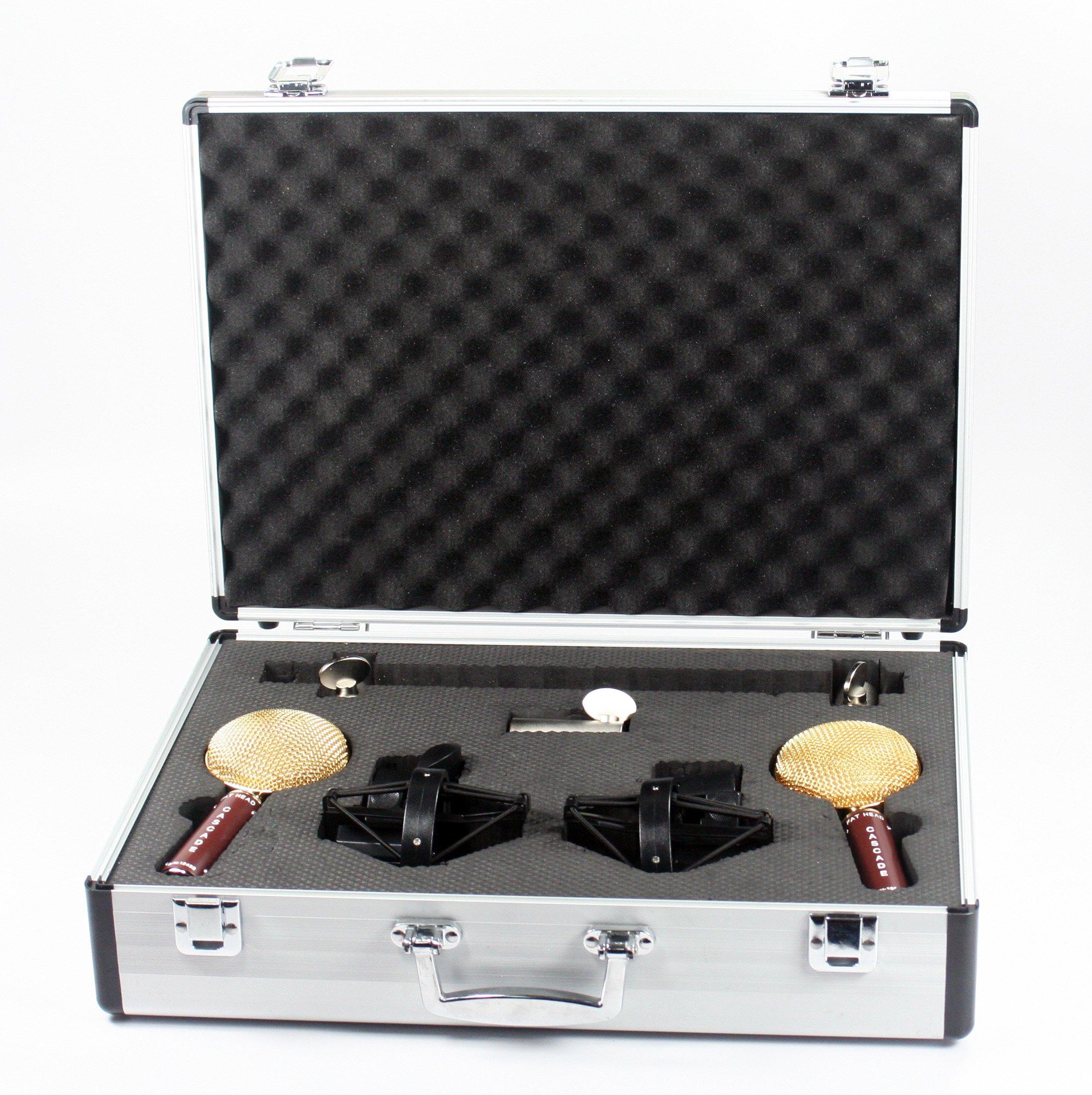 Cascade Microphones 980-G-A Ribbon Microphone