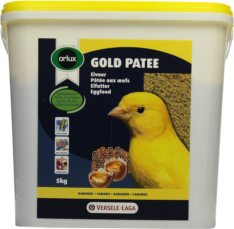Versele Laga Nobby Orlux - Pato de Oro, Color Dorado