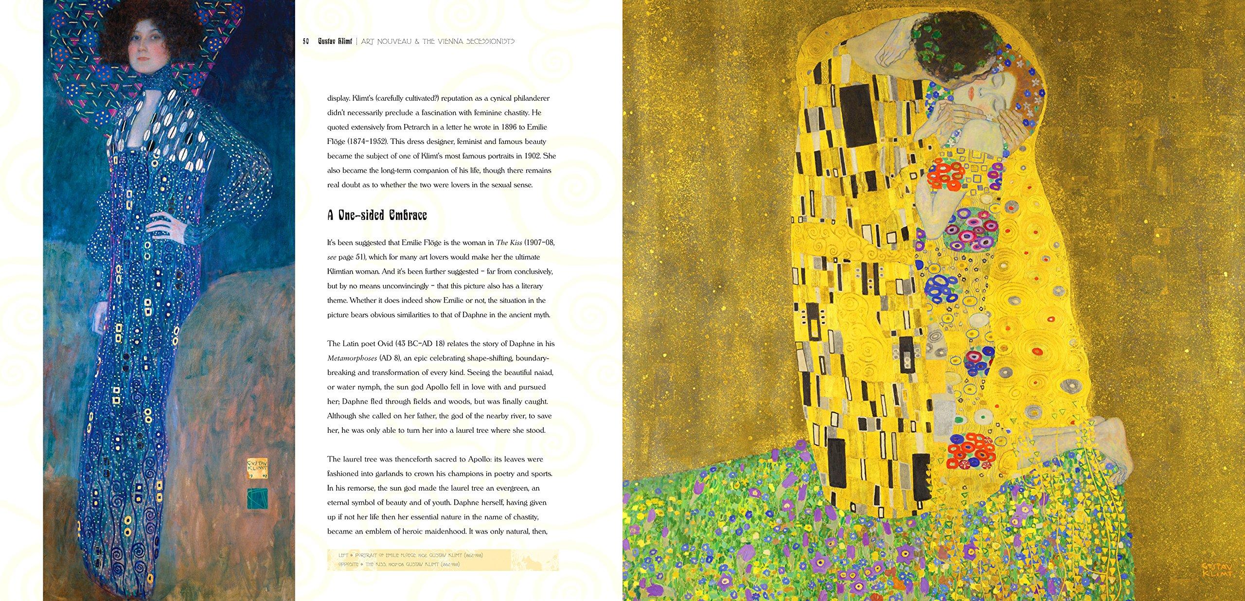 Gustav Klimt: Art Nouveau and the Vienna Secessionists (Masterworks):  Michael Kerrigan: 9781783616084: Amazon.com: Books