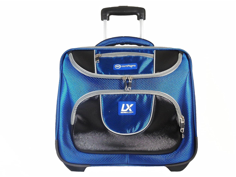 Aero ComfitPro Ultraglide LX Lawn Bowls Trolley Bag Blue