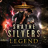 Legend: A Nate Temple Supernatural Thriller: The Temple Chronicles, Book 11