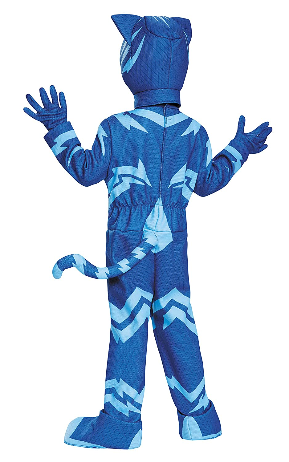 Catboy Deluxe Toddler PJ Masks Costume Small//2T