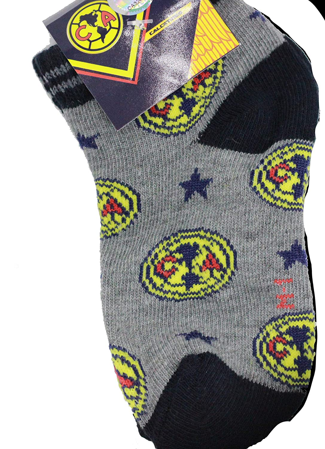 Amazon.com : Aguilas del America Soccer Mexico Baby Socks 12 to 24 months - Calceta Aguilas del America Baby : Everything Else
