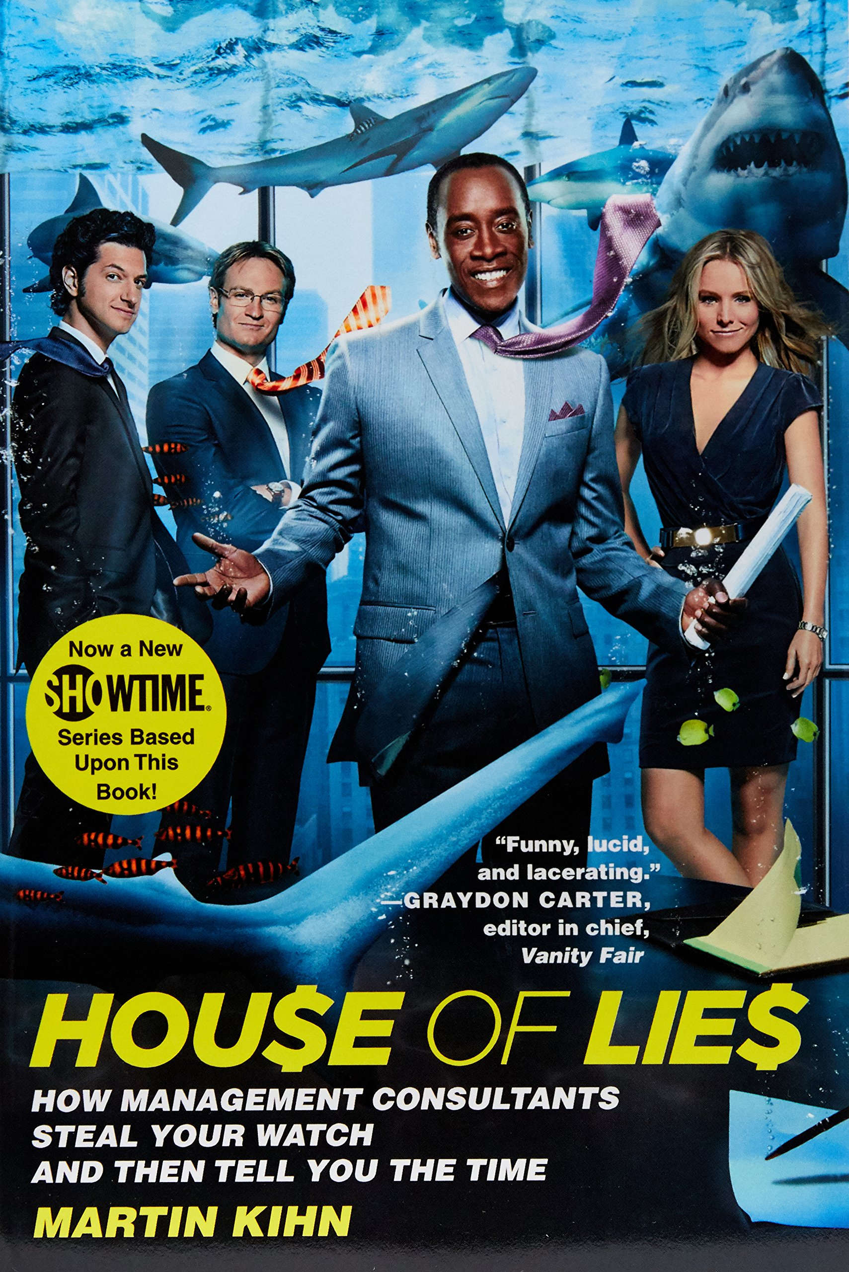 House Of Lies Book