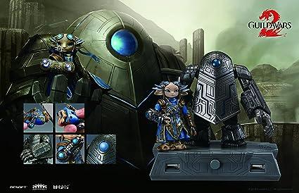 Amazon com: TOPOP Guild Wars 2 Zojja with Golem USB Flash