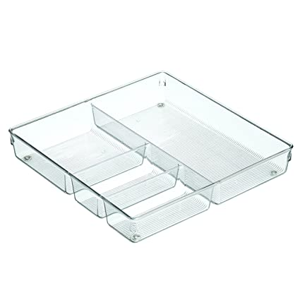 get acrylic like of drawer drawers your pin linus silverware organized products set deep dividers the buy with interdesign organizer adjustable