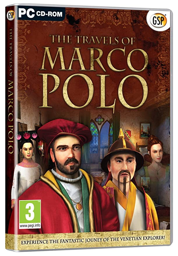 zarte Farben Trennschuhe auf großhandel The Travels of Marco Polo (PC CD): Amazon.co.uk: PC & Video ...