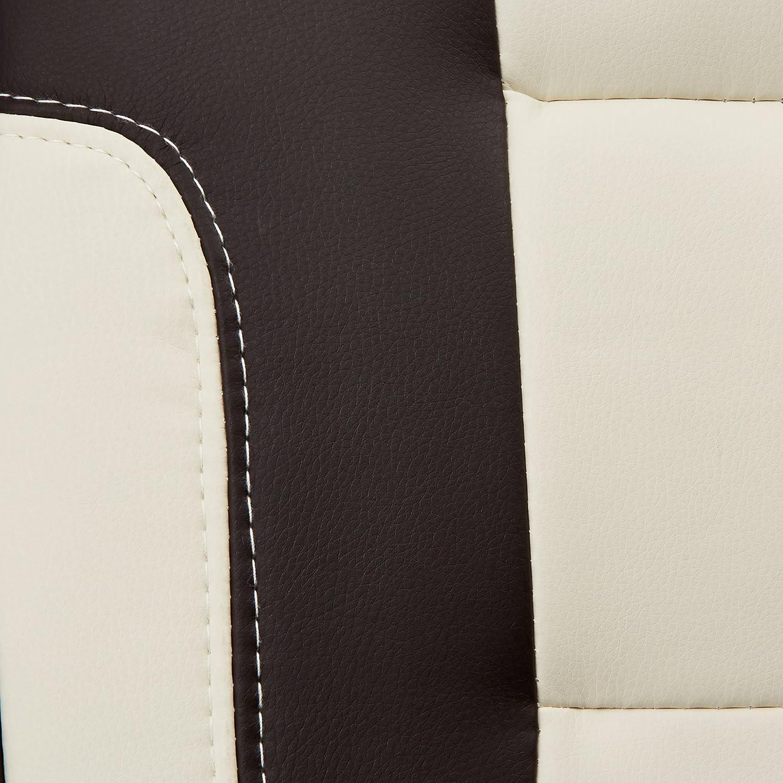 Amstyle Fernsehsessel Fernsehsessel Fernsehsessel Sporting TV Design Relax-Sessel verstellbar Racing Modern Bezug Kunstleder drehbar mit Hocker Racer X-XL 110 kg mit Armlehnen und Hocker Gaming Sessel ohne Motor schwarz  rot 0df9fb