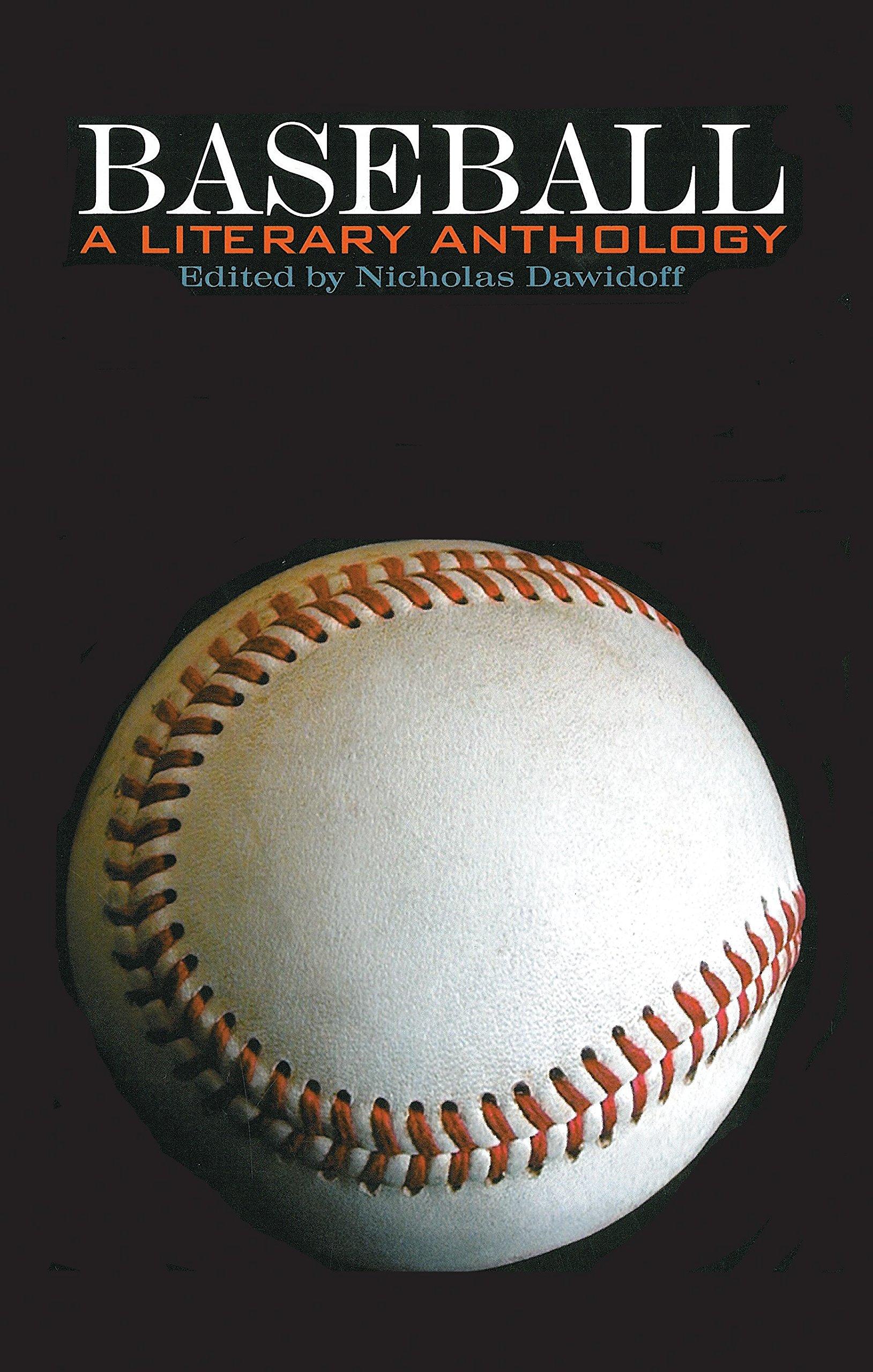 baseball-a-literary-anthology